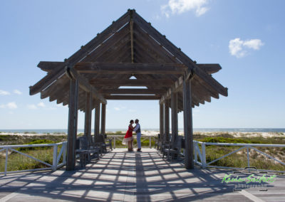 Bald Head Island Photo Date - Couples a Portraits Photography Session